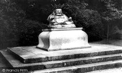 House, The Buddha c.1955, Sandringham