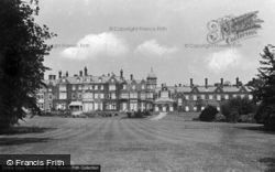 Sandringham, House, West Front c.1931