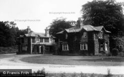 Sandringham, The Double Lodges c.1926