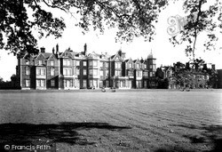 The House c.1955, Sandringham