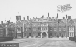 Sandringham, The House c.1955