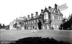 The House, West Terrace c.1955, Sandringham