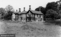The Rectory c.1955, Sandringham