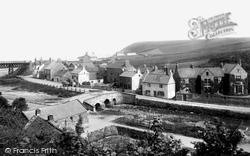 Sandsend, East Row 1901