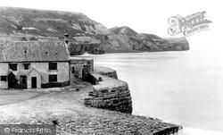 Sandsend, Kettleness Point 1925