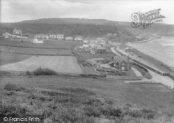 Sandsend, Meadow Fields 1925