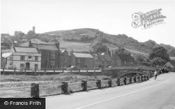 Sandsend, The Bridge And Sea Road c.1955