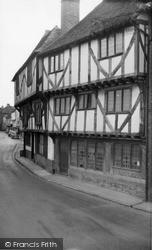 Sandwich, Pilgrims House c.1960