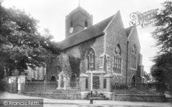 Sandwich, St Peter's Church 1924