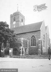 Sandwich, St Peter's Church c.1930