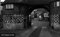 Sandwich, The Barbican 1954