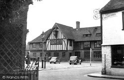 Sandwich, The Guildhall c.1955