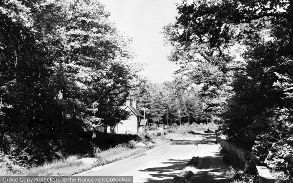 Photo of Sandy, Potton Road c.1955