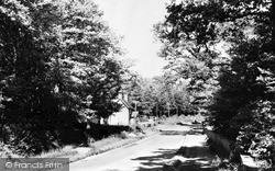 Sandy, Potton Road c.1955