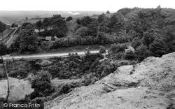 Sandy, Sandhills 1929