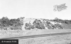 Sandy, Sandhills c.1960