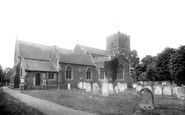 Sandy, Church 1925