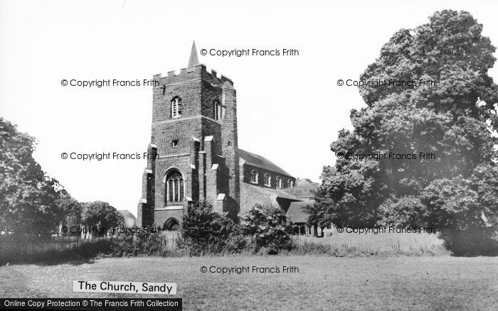 Photo of Sandy, The Church c.1965