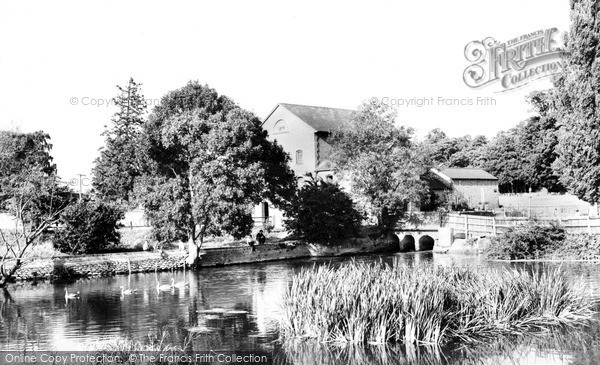 Photo of Sandy, the Mill c1960, ref. S61018