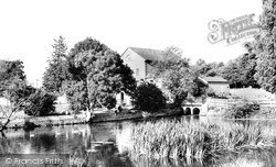 Sandy, The Mill c.1960