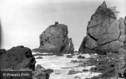 Sandymouth, Atlantic Waters c.1933