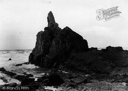 Sandymouth Beach, 1920