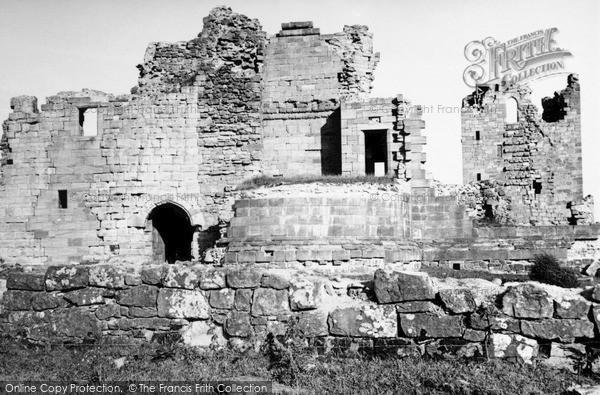Photo of Sanquhar, Castle 1951