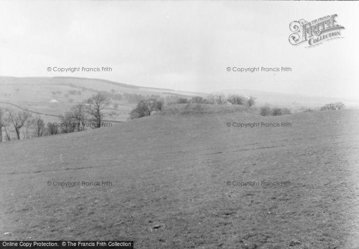 Photo of Sanquhar, Ryehill Mote 1958