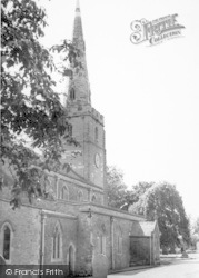 Sapcote, The Church c.1965