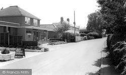 Sapcote, The Post Office c.1965