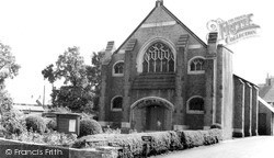 Sapcote, Wesley Church c.1965