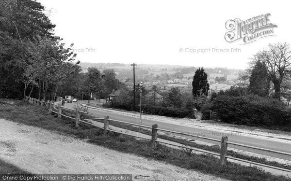 Sarisbury Green, Bridge Road c1960
