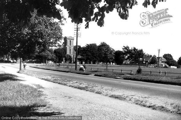 Sarisbury Green, c1955