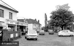 Sarisbury Green, The Parade c.1965, Sarisbury