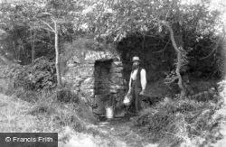 A Well c.1900, Sark