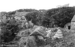 Tregondée c.1890, Sark