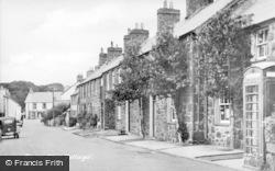 Sarn, The Village c.1950