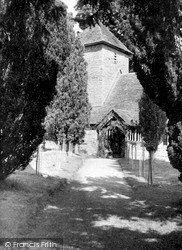Sarnesfield, St Mary's Church c.1950
