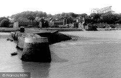 Saundersfoot, Bay View c.1950