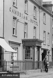 Saundersfoot, Cambrian Hotel 1934