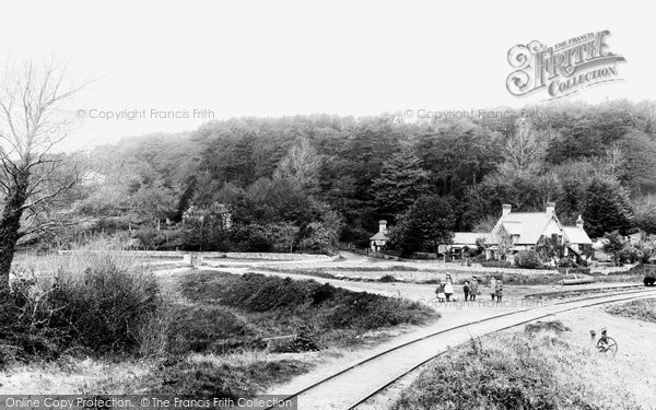 Saundersfoot, Coppet Hall 1898