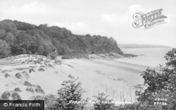 Saundersfoot, Coppit Hall Sands 1933