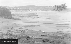 Saundersfoot, From The Glen 1949