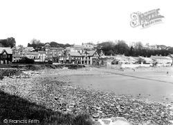 Saundersfoot, General View c.1935