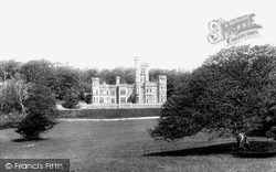 Saundersfoot, Hean Castle 1898