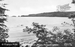 Saundersfoot, Monkstone Point c.1960
