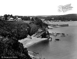 Saundersfoot, St Brides 1925