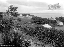 Saundersfoot, St Brides And Glen 1925