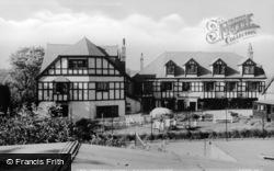 Saundersfoot, St Brides Hotel c.1948