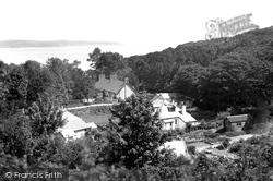 Saundersfoot, The Glen 1934